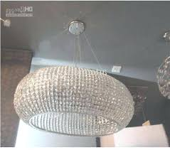 unique contemporary oval crystal chandelier modern crystal pendant with regard to oval chandelier cassiel oval crystal