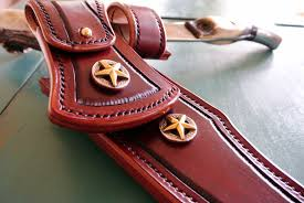 custom made custom leather knife sheath