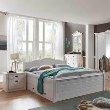 Komplett Schlafzimmer Weiß Garagedoorsml