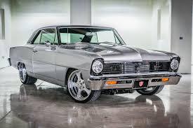 Chevrolet Chevy II Nova Coupe de 1966 restaurado en color Metallic ...