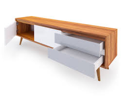 Tv Stand Lucas Tv Stand Mid Century Modern Kure Collection