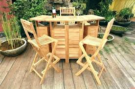 folding wooden garden furniture sets uk 4 seater patio table and chairs fascinating