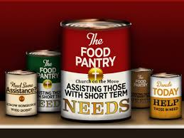 Trc Your Partners In Life Food Pantry