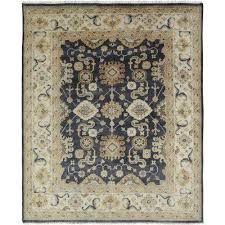 umbria charcoal ivory 10 ft x 14 ft area rug