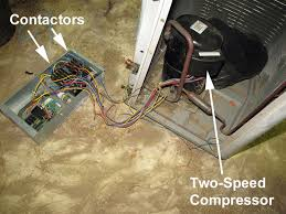 hvac air conditing heat pumps lightning claims Condenser Contactor Wiring carrier two speed condenser unit condenser contactor wiring