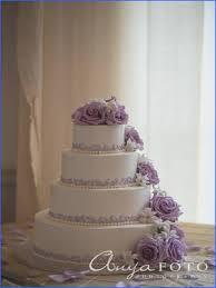 Fancy Wedding Cakes Illustration Elegant Wedding Cakes With