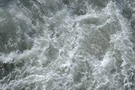 seamless dark water texture. Water Sea Foam Seamless Dark Texture