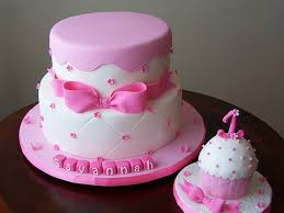 Lovely Baby Girl First Birthday Cake Ideas Victorias Glamour
