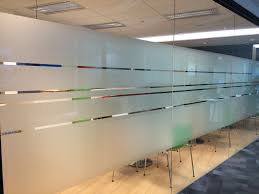 office glass frosting. SOFTHOME-frosted-stripe1 Office Glass Frosting