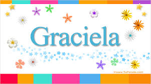 Tarjeta De Aniversario Luctuoso Graciela Significado Del Nombre Graciela Nombres Y Significados