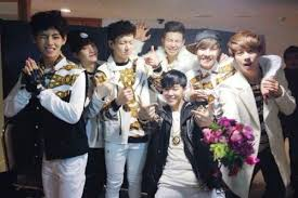 Rising At 2014 Golden Star 140116 Win New Disk Bts Awards