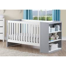 amazoncom  baby relax ayla in convertible crib with storage