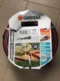 Обзор от покупателя на <b>Шланг Gardena FLEX</b> 18039-20.000.00, 1 ...