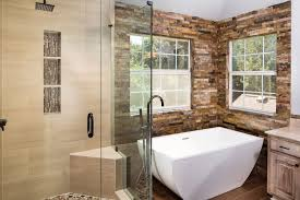 image of average cost of bathroom remodel wall