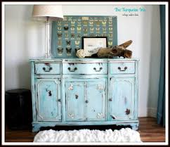 turquoise painted furniture ideas. The Turquoise Iris Vintage Modern Hand Painted Furniture June I This Buffet As A Custom Order Ideas E