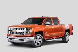 GM debuts the 2015 Chevrolet Silverado University of Texas Edition