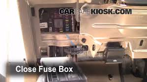 interior fuse box location ford focus ford focus interior fuse box location 2008 2011 ford focus 2009 ford focus se 2 0l 4 cyl sedan 4 door