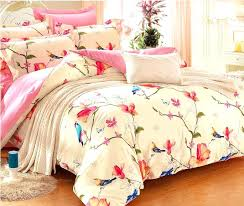 european and american bird bedding sets eyedrop bedlinens king size duvet cover sets cotton embroidery top endearing luxury king size duvet cover