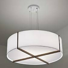 drum pendant lighting. Plura Drum Pendant Lighting