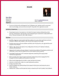 Network and Systems Administrator - Sample Resume.