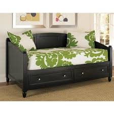day beds with storage. Simple Day Home Styles Bedford Black Storage Day Bed And Beds With O