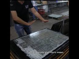 how century processes crystal glass micro mosaic centurymosaic factory manufacturer supplier