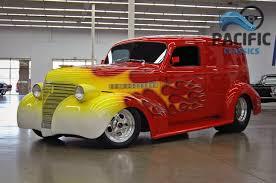1939 Chevrolet Master Deluxe Sedan Delivery - YouTube
