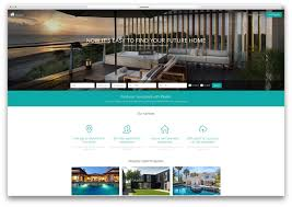 Real Estate Website Templates Top 24 Html24 Real Estate Website Templates 2417 Colorlib Intended 8