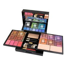 girls makeup kit. lchear all-in-one makeup set for girls professional kit palette with eyeshadow