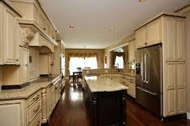 practical antique white glazed kitchen cabinets 6 almond glazed kitchen cabinets