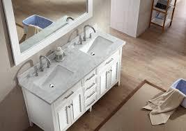 two sink vanity. Ariel Kensington 61\ Two Sink Vanity E