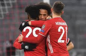 Sebab, kedua tim punya bomber tajam yakni ciro. Liga Champions Prediksi Skor Susunan Pemain Lazio Vs Bayern Munchen