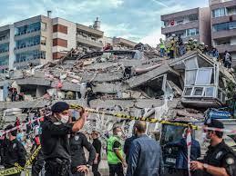 7.0 Magnitude Earthquake Strikes In ...