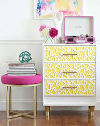 ikea furniture colors. DIY Ikea Rast Hack: Bliss At Home Flipped This Plain Bedside Table Into A Colorful Furniture Colors S