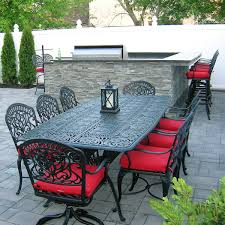 tuscany dining cast aluminum but what about aluminum patio furniture