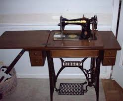 Old Antique Sewing Machines
