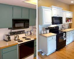 kitchen remodel before and after modern storage interior home
