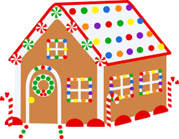 gingerbread house clipart. Modren House Gingerbread House Free Clipart 1 In B