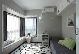 Small Bedroom Window Furniture Bedrooms Breathtaking Green And White Bedroom Interior