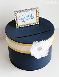 how to make wedding card box