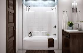 shower tubs for small bathrooms the tub with small shower enclosures separate tub shower small bathroom