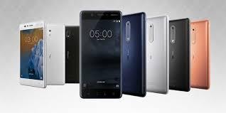nokia smartphone android. nokia 3 dan 5. ©2017 merdeka.com smartphone android l