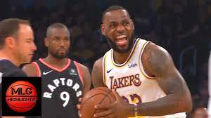 Los Angeles Lakers vs Toronto Raptors 1st Qtr Highlights | 11.04.2018, NBA  Season - YouTube
