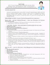 51 Impressive Telecommunications Resume Sample For 2019