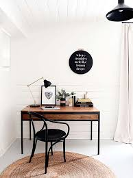 desk inspiration. Plain Inspiration Simple White And Clean Desk To Desk Inspiration O