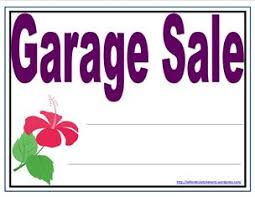 sale signs printable free printable garage sale signs archives kellis kitchen