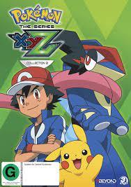 Pokemon The Series: XYZ - Collection 2 | DVD | Buy Now