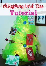 display your cards with a diy card tree ad sendhallmark
