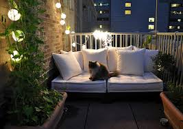 balcony furniture ideas. this is my idea of the perfect outdoor area i have a small balcony and would be divine at place hanging lights can bought from ikea furniture ideas g