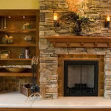 inspiring ideas photo stone veneer over brick fireplace diy extraordinary stacked designer homes interior